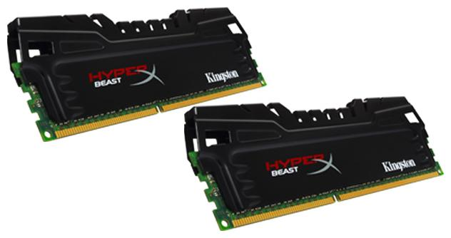 Модуль памяти KINGSTON HyperX Beast KHX21C11T3K2/16X DDR3 -  2x 8Гб 2133, DIMM,  Ret