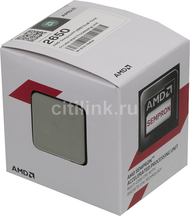 Процессор AMD Sempron 2650, SocketAM1 BOX [sd2650jahmbox]