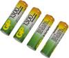 Аккумулятор + зарядное устройство GP PowerBank PB420GS130,  4 шт. AA,  1300мAч вид 6