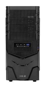 Компьютер  IRU Home 720,  AMD  FX8320,  16Гб, 2Тб,   Radeon R9 280X - 3072 Мб,  DVD-RW,  CR,  noOS