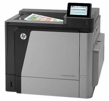 Принтер лазерный HP Color LaserJet Enterprise M651n #B19 лазерный, цвет:  черный [cz255a]