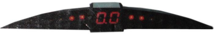 Парковочный радар PHANTOM PS 4A,  серебристый [ps 4a (sl)]