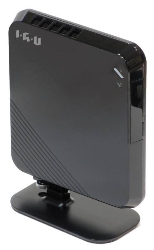 Неттоп  IRU 124,  Intel  Celeron  847,  4Гб, 500Гб,  Intel HD Graphics,  noOS,  черный [914023]