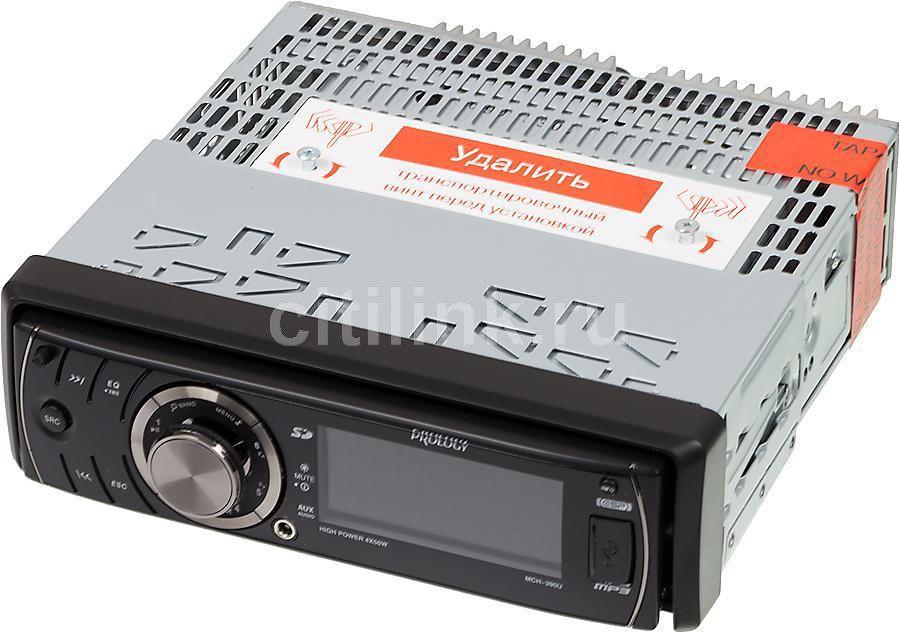 Автомагнитола PROLOGY MCH-390U,  USB,  SD