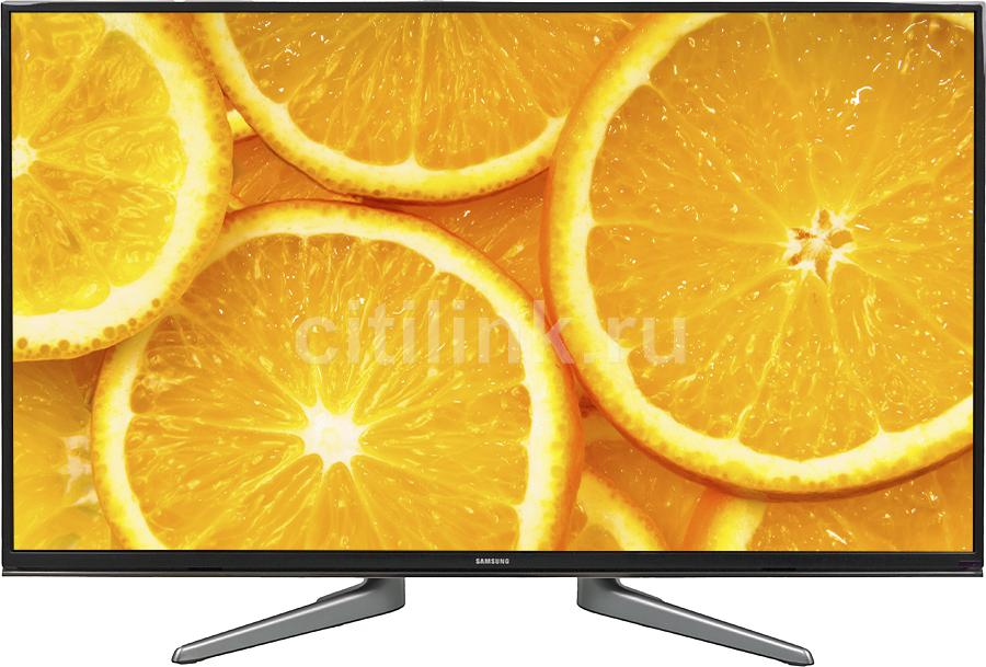 "LED телевизор SAMSUNG UE40H6650AT  ""R"", 40"", 3D,  FULL HD (1080p),  черный"