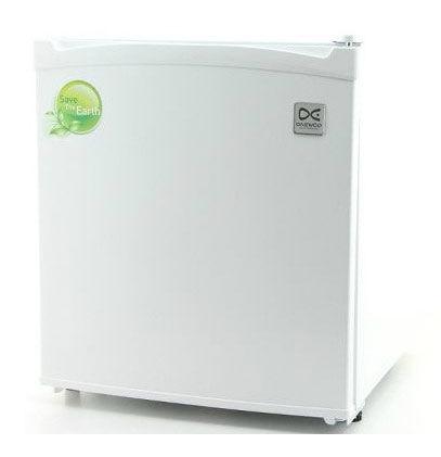 Холодильник DAEWOO FR-051A,  однокамерный,  белый