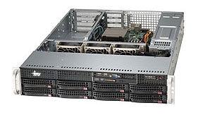 Сервер IRU Rock S2208 1xE5-2640 1x8Gb x8 4x1Tb RW С602 1G 2P 2x500W 3Y [915362]