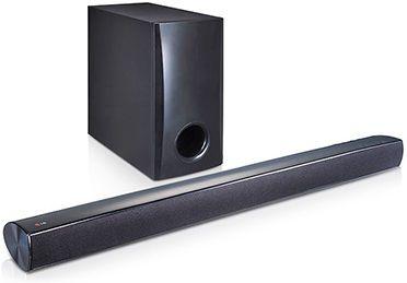 Акустическая система LG NB2540,  4.1,  черный
