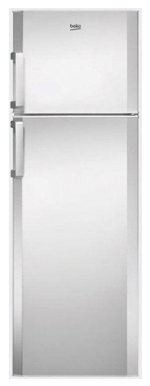 Холодильник BEKO DS 333020 S,  двухкамерный,  серебристый