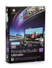 ПО Pinnacle Studio 17 Ultimate ML (PNST17ULMLEU)