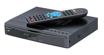 Ресивер DVB-T ROLSEN RDB-202,  черный [0-rldb-rdb-202]