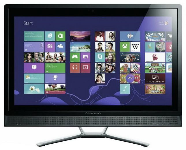 Моноблок LENOVO C560, Intel Core i5 4460T, 6Гб, 1Тб, nVIDIA GeForce 800M - 2048 Мб, DVD-RW, Windows 8.1, черный [57326466]