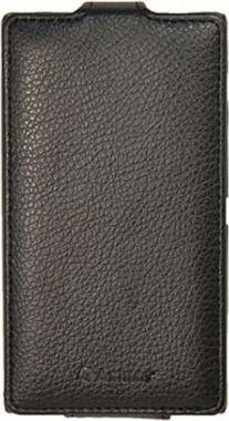 Чехол (флип-кейс) ARMOR-X book, для Sony Xperia Z2, черный