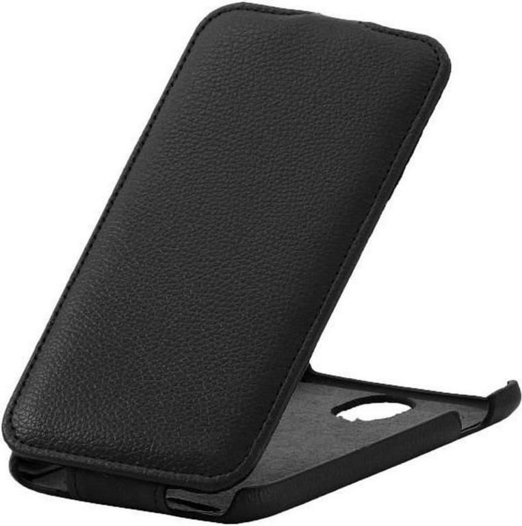 Чехол (флип-кейс) ARMOR-X flip full, для Sony Xperia Z2, черный