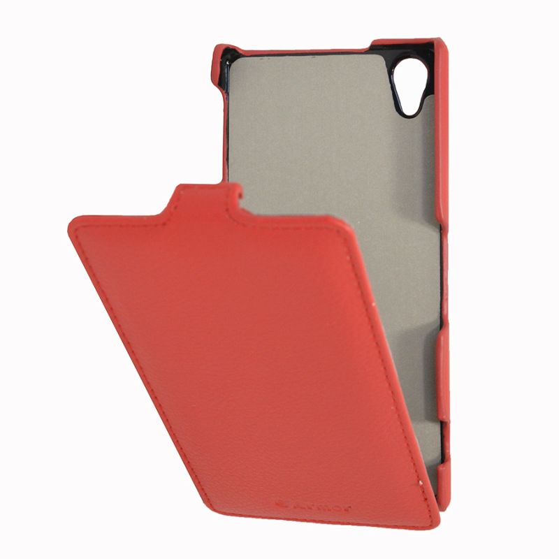 Чехол (флип-кейс) ARMOR-X flip full, для Sony Xperia Z2, красный