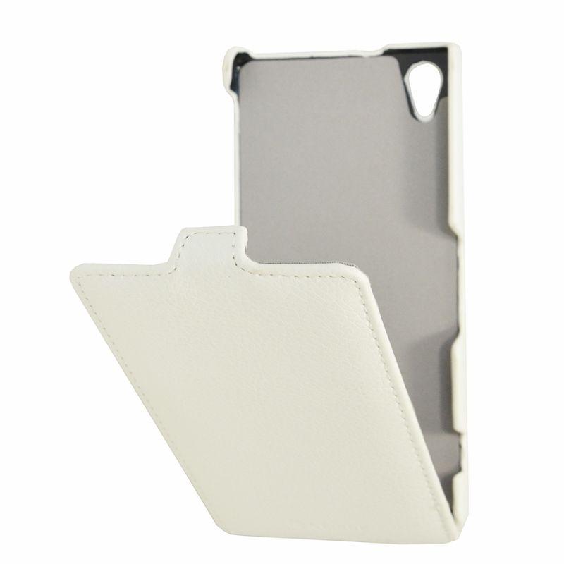 Чехол (флип-кейс) ARMOR-X flip full, для Sony Xperia Z2, белый