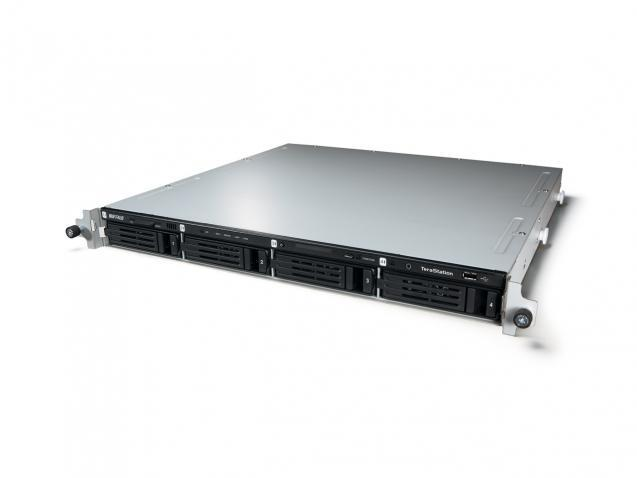 Сетевое хранилище BUFFALO TeraStation 3400 (TS3400R0804-EU),  8Тб