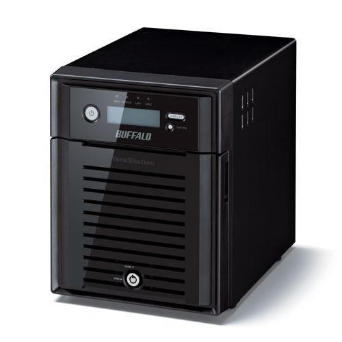 Сетевое хранилище BUFFALO TeraStation 5400,  16Тб [ts5400d1604-eu]