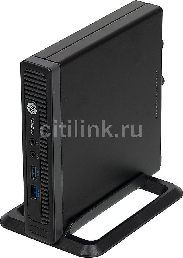 Компьютер  HP EliteDesk 800 G1,  Intel  Core i5  4570T,  DDR3 4Гб, 500Гб,  Intel HD Graphics 4600,  Windows 7 Professional,  черный [f6x31ea]