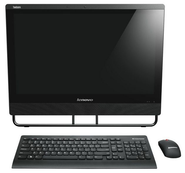 Моноблок LENOVO ThinkCentre M93z, Intel Core i5 4570S, 4Гб, 500Гб, DVD-RW, Windows 8 Professional [10aea06hru]