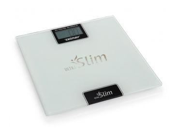 Напольные весы ZELMER ZBS13000, до 150кг, цвет: серый