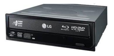Оптический привод DVD-RW LG GGC-H20L, внутренний, SATA, черный,  Ret