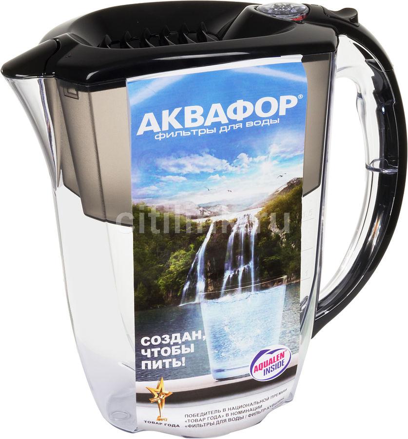 Фильтр для воды АКВАФОР Престиж,  черный,  2.8л