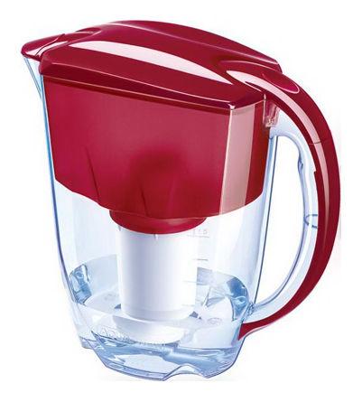 Фильтр для воды АКВАФОР Триумф,  рубин,  2.8л