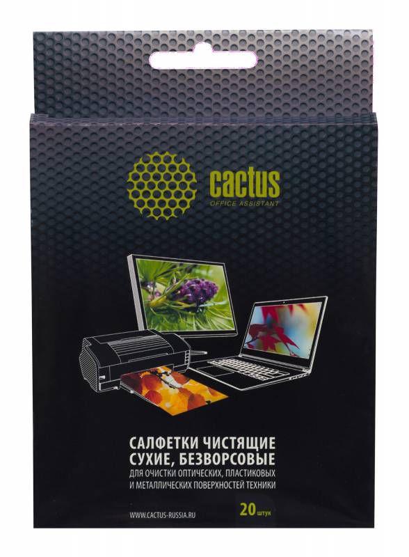 Сухие салфетки CACTUS CS-T1003