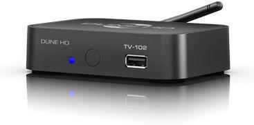 Медиаплеер DUNE HD TV-102W,  черный