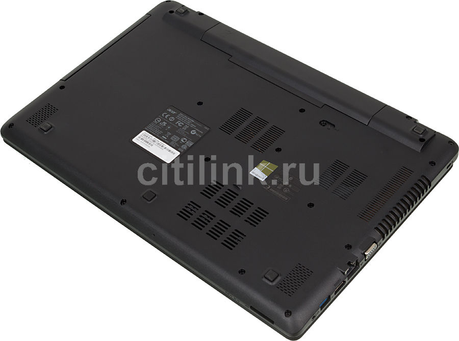 Ноутбук HP 15-ay556ur Z9C23EA (Intel Core i3-6006U 2.0 GHz/4096Mb/500Gb/No ODD/Intel HD Graphics/Wi-Fi/Bluetooth/Cam/15.6/1366x768/DOS)