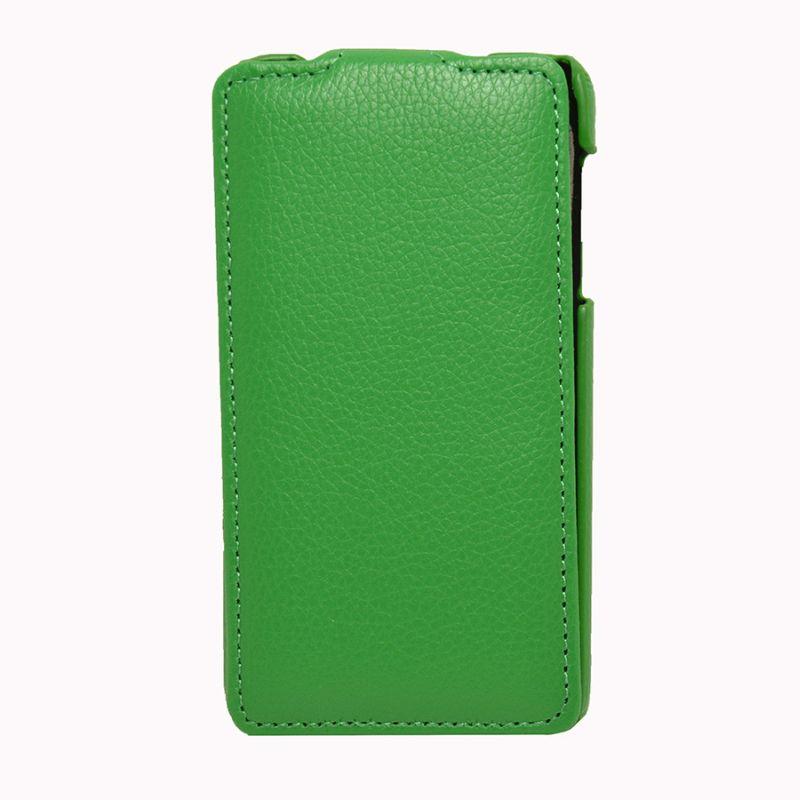 Чехол (флип-кейс) ARMOR-X flip full, для HTC Desire 400 dual, зеленый