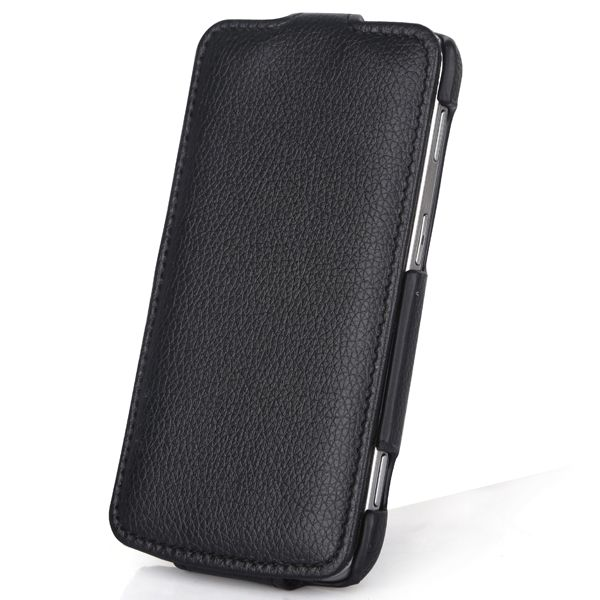 Чехол (флип-кейс) ARMOR-X flip full, для Samsung Galaxy Core Advance, черный