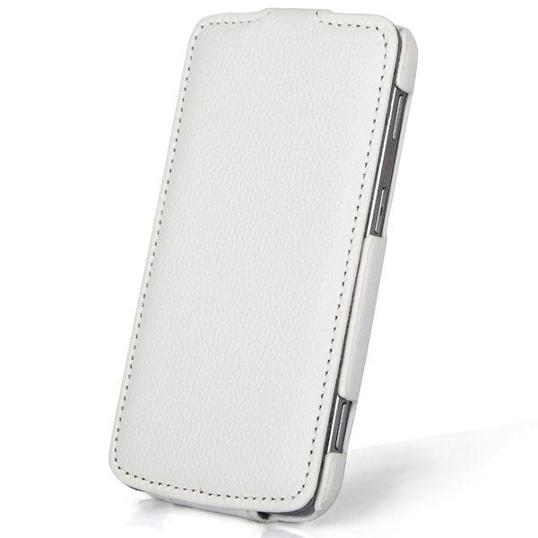 Чехол (флип-кейс) ARMOR-X flip full, для Samsung Galaxy Core Advance, белый