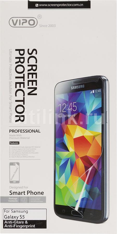 Защитная пленка VIPO для Samsung Galaxy S5,  матовая, 1 шт
