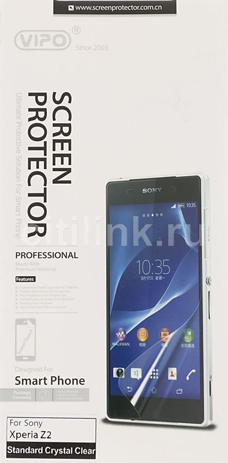 Защитная пленка VIPO для Sony Xperia Z2,  прозрачная, 1 шт
