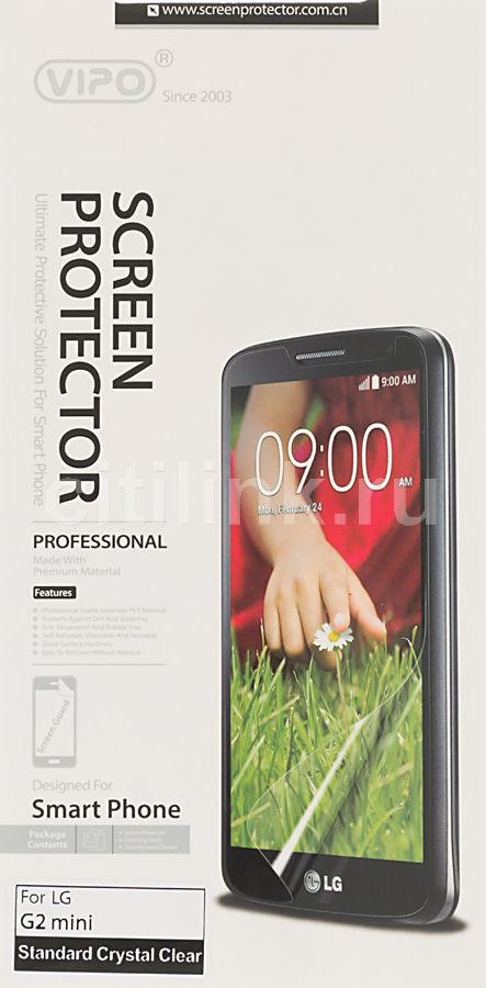 Защитная пленка VIPO для LG G2 mini,  прозрачная, 1 шт