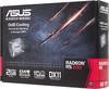Видеокарта ASUS Radeon R5 230,  R5230-SL-2GD3-L,  2Гб, DDR3, Low Profile,  Ret вид 6
