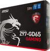 Материнская плата MSI Z97-GD65 GAMING LGA 1150, ATX, Ret вид 7