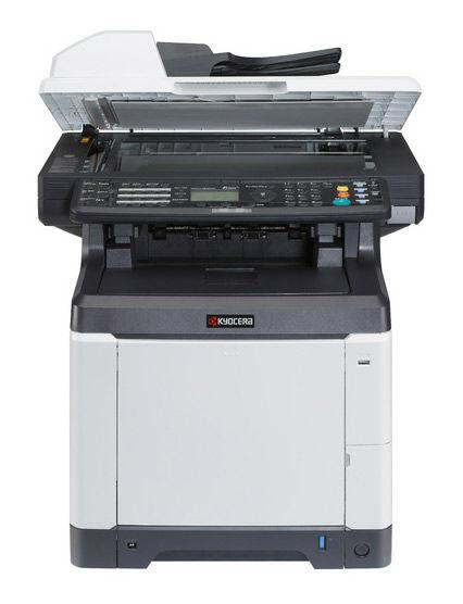 МФУ KYOCERA Ecosys M6526cdn,  A4,  цветной,  лазерный,  серый [1102pw3nl0]