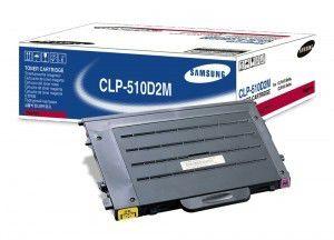 Картридж SAMSUNG CLP-510D2M пурпурный [clp-510d2m/els]