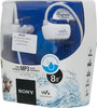 MP3 плеер SONY NWZ-W274 flash 8Гб белый [nwzw274w.ee] вид 7