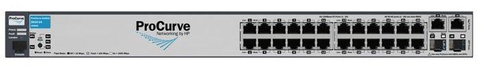 Коммутатор HP ProCurve 2610-24-PWR (J9087A), J9087A