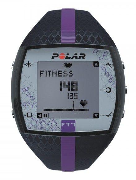 Пульсометр Polar FT7F черный/фиолетовый [90048890]