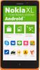 Смартфон NOKIA XL Dual Sim оранжевый вид 1