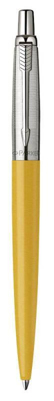 Ручка шариковая Parker Jotter 125th K173 (1870832) желтый M синие чернила подар.кор.