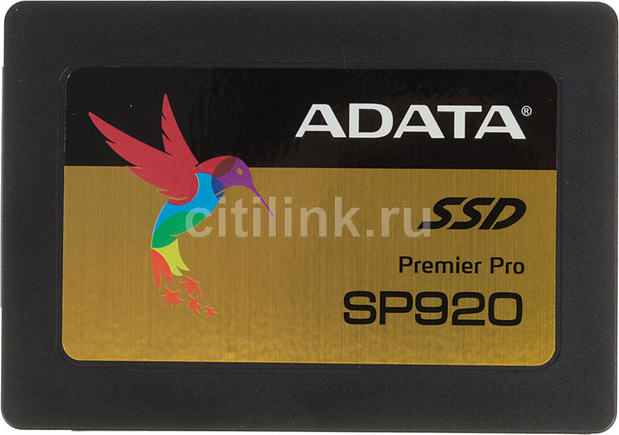 Накопитель SSD A-DATA Premier Pro SP920 ASP920SS3-256GM-C 256Гб, 2.5