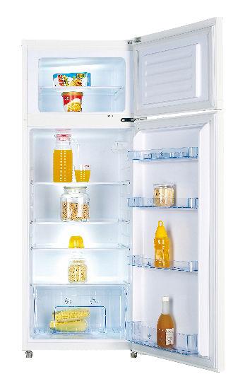 Холодильник SHIVAKI SHRF-255DW,  двухкамерный,  белый