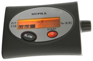 Алкотестер SUPRA ATS-150 [ats-150 black]