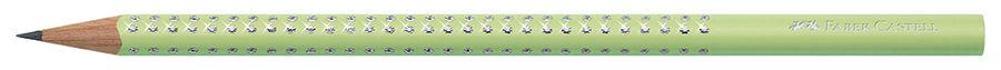 Карандаш чернографит. Faber-Castell Neon 118353 корпус фисташковый